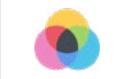 Vierfarbdruck CMYK