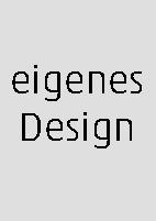 Logo ist im eigenen Design vorhanden